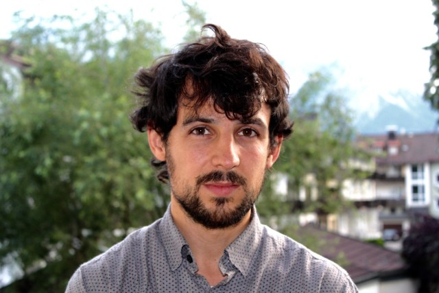 Receiver of this year's NJP Early Career Award: Martí Perarnau Llobet.